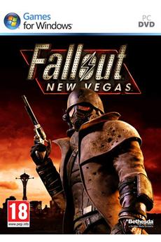 Jeux PC et Mac FALLOUT NEW VEGAS Bandai