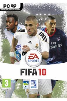 Jeux PC et Mac FIFA 10 Electronic Arts