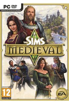 Jeux PC et Mac LES SIMS : MEDIEVAL Electronic Arts