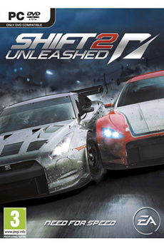 Jeux PC et Mac NFS SHIFT 2 UNLEA.PC Electronic Arts