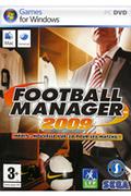 Sega FOOTBALL MANAGER 09