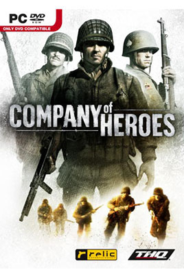 Jeux PC et Mac Thq COMPANY OF HEROES EXTENTION