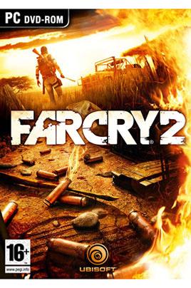 Jeux PC et Mac Ubisoft FAR CRY 2