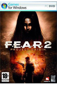 Jeux PC et Mac FEAR2:PROJECT ORIGIN Warner