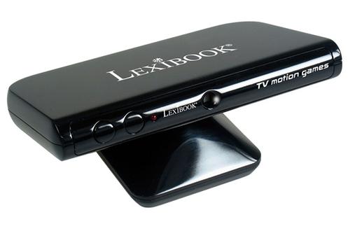 Lexibook tv motion games 3679136 - Console de jeux lexibook ...