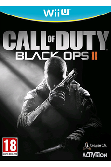 Jeux Wii U CALL OF DUTY - BLACK OPS II Activision