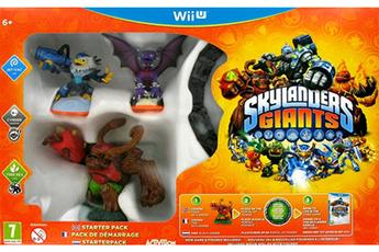 Jeux Wii U SKYLANDERS GIANTS - STARTER PACK Activision
