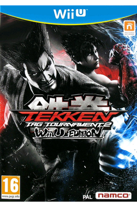 Jeux Wii U TEKKEN TAG TOURNAMENT 2 Bandai