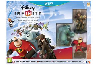 Jeux Wii U Disney Infinity - Pack de démarrage Disney