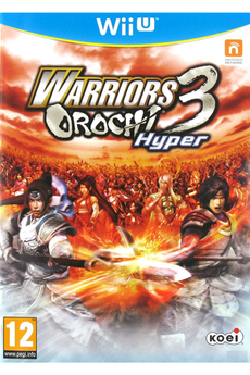 Jeux Wii U WARRIORS OROchi 3 : HYPER Kochmedia