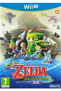 Nintendo LEGEND OF ZELDA : THE WIND WAKER HD