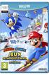 Jeux Wii U MARIO & SONIC AUX JO D'HIVER DE SOTCHI 2014 Nintendo