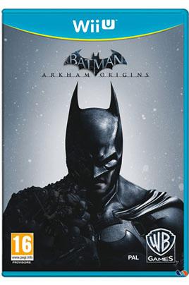 Jeux Wii U Warner BATMAN ARKHAM ORIGINS