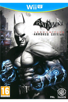 BATMAN: ARKMAN CITY-ARMORED EDITION