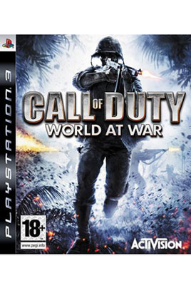 Jeux PS3 Activision CALL OF DUTY 5