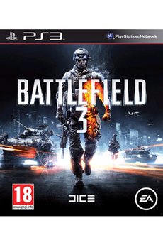 Jeux PS3 Electronic Arts BATTLEFIELD 3