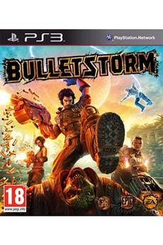 Jeux PS3 BULLETSTORM Electronic Arts