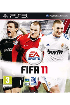 Jeux PS3 FIFA 11 Electronic Arts