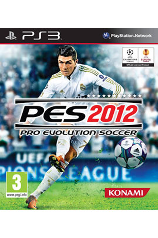 Konami pes 2012 patch ps3
