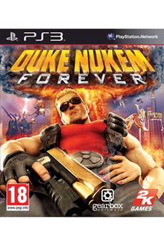 Jeux PS3 DUKE NUKEM FOREVER Take2