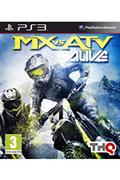 Jeux PS3 Thq MX VS ATV ALIVE