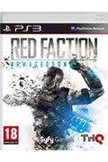 Jeux PS3 Thq RED FACTION ARMAGEDDON