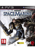 Jeux PS3 Thq WARHAMMER SPACE MARINE