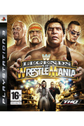 Jeux PS3 Thq WWE LEGENDS