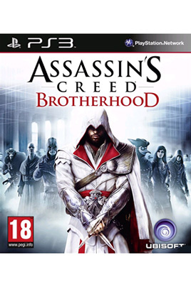 Jeux PS3 Ubisoft ASSASSIN'S CREED BROTHERHOOD