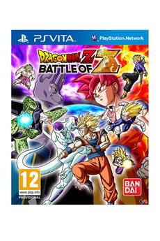 Jeux PS Vita Bandai Dragon Ball Z : Battle of Z