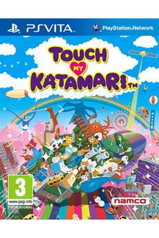 Jeux PS Vita TOUCH MY MATAMA Bandai