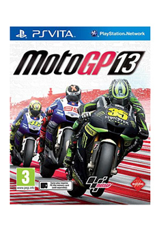 Jeux PS Vita MOTO GP13 Bigben