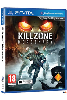 Jeux PS Vita KILLZONE : MERCENARY Sony