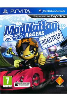 Modnation Racers : Road Trip - Jeu PS Vita