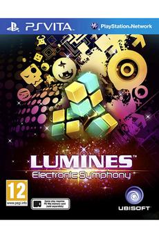 Jeux PS Vita LUMINES:ELECTRONIC SYMPHONY Ubisoft