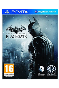 Warner Bros Jeux PS Vita BATMAN ARKHAM CITY PSVITA 5051889379072
