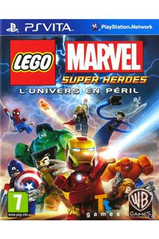 LEGO MARVEL : SUPER HEROES - L'UNIVERS EN PERIL