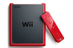 Nintendo WII MINI ROUGE photo 1