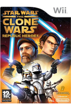 Jeux Wii STARWARS THE CLONES WARS 2 Activision