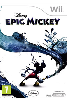 Jeux Wii EPIC MICKEY Disney