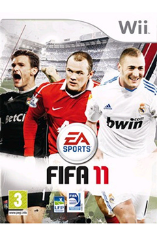 Jeux Wii FIFA 11 Electronic Arts