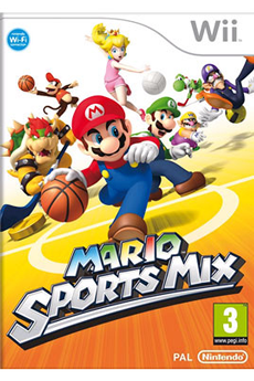 Jeux Wii MARIO SPORTS MIX Nintendo