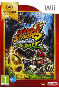 Jeux Wii MARIO STRIKERS Nintendo