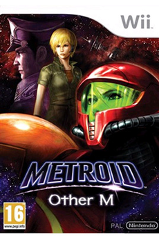 Jeux Wii METROID OTHER M WII Nintendo