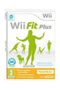 Nintendo WII FIT PLUS (JEU)
