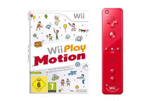 Nintendo WII PLAYMOTION+MANETTE
