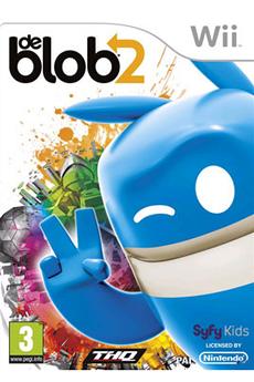 Jeux Wii DE BLOB 2 Thq
