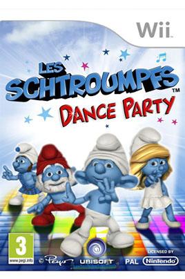 LES SCHTROUMPFS- DANCE PARTY