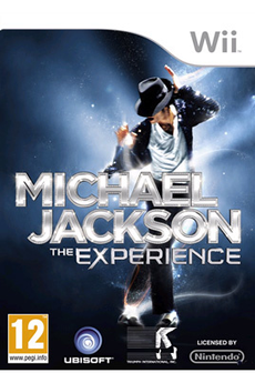 Jeux Wii MICHAEL JACKSON THE GAME Ubisoft