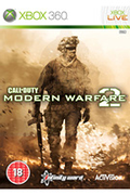 Jeux Xbox 360 Activision CALL OF DUTY : MODERN WARFARE 2